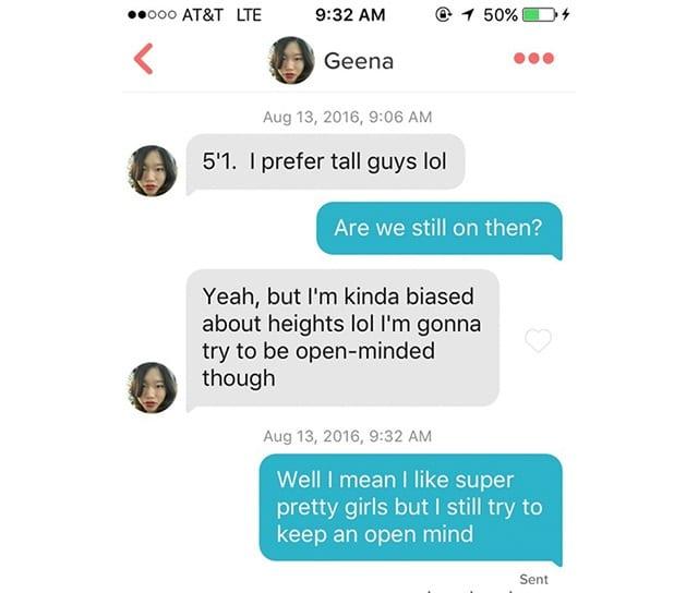 online dating comebacks
