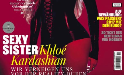 Khloe Kardashian Stuns on Her First GQ Cover!
