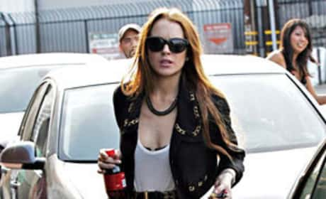Do you believe Lindsay Lohan's Twitter was hacked?