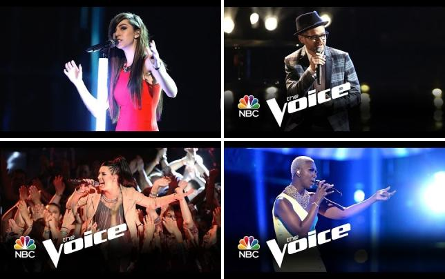 Christina grimmie how to love the voice