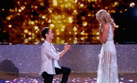 Sasha Farber Proposes on DWTS to Emma Slater