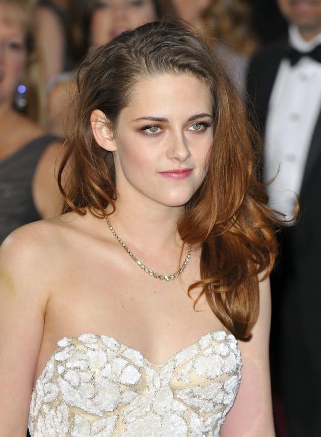 Kristen Stewart Oscars Dress