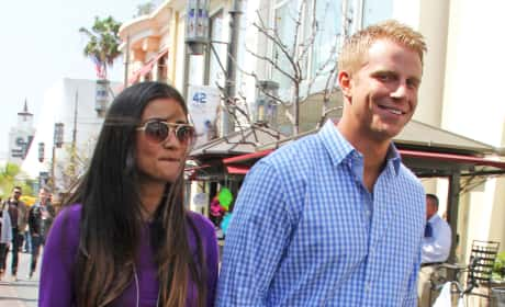 Catherine Guidici and Sean Lowe Pic
