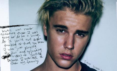 Justin Bieber in Interview