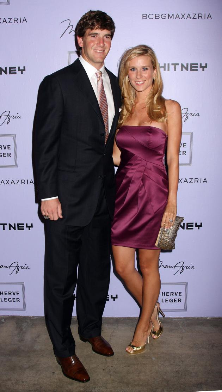Eli Manning, Wife Photo