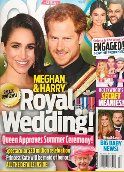 A Royal Wedding?