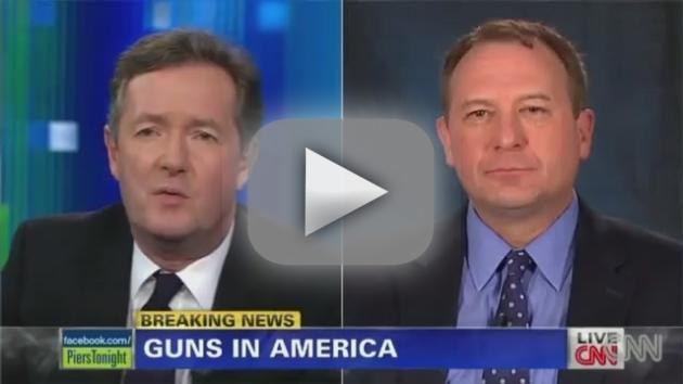 Piers Morgan Gun Control Rant