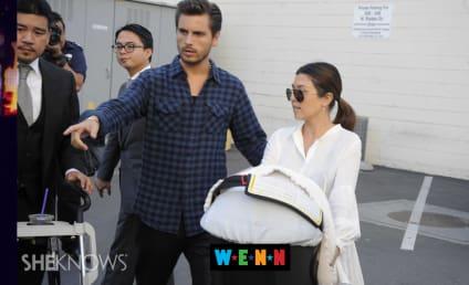 Kourtney Kardashian: Pregnant With Third Child!
