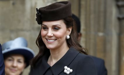 Kate Middleton: Proof That She's Giving Birth VERY Soon!