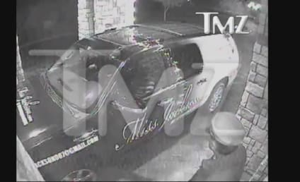 Floyd Mayweather Goes Off on Security Guard: Caught on Tape!