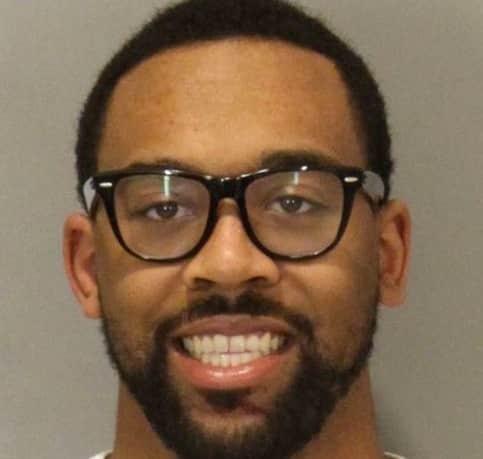 Marcus Jordan Mug Shot