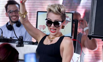 "Jay-Z Refers to Miley Cyrus as a ""GOD,"" Apparently Adores Twerking"