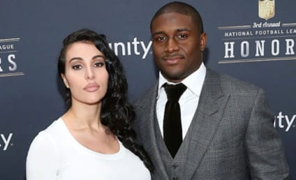 Reggie Bush and Lilit Avagyan: Married!