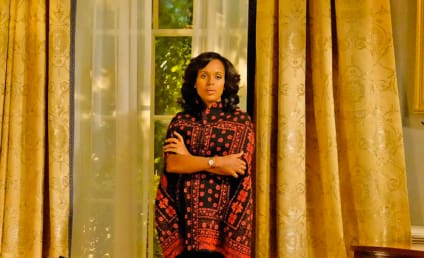 Scandal Did WHAT?!? Kerry Washington Reacts to Controversial Killing