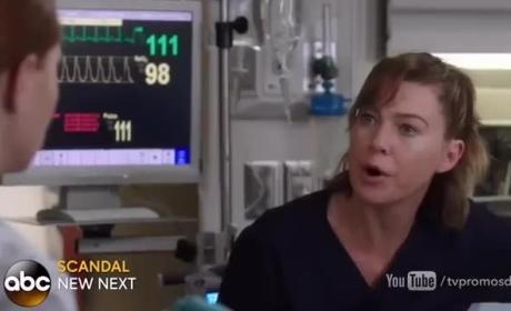 Grey's Anatomy Season 12 Episode 6 Trailer