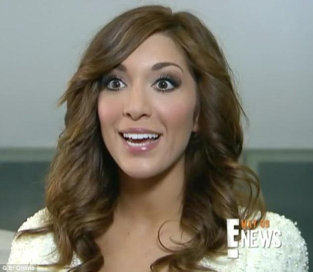 Farrah Abraham Interview Pic