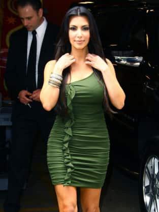 Green Dress to Impress