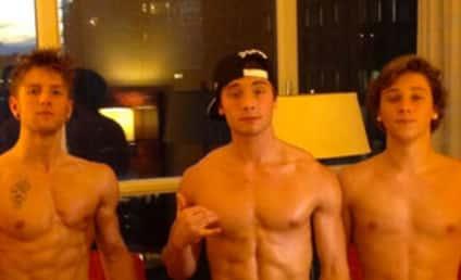 Emblem3 Bares Almost All, Pokes Fun at Justin Bieber Naked Photos