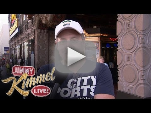 Jimmy Kimmel Grills Men on Naked Celeb Pics