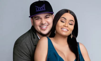 Rob Kardashian & Blac Chyna: Still Engaged, But Living Apart