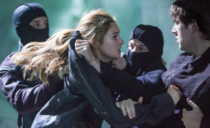 Divergent Will Reveal First Footage at Comic-Con
