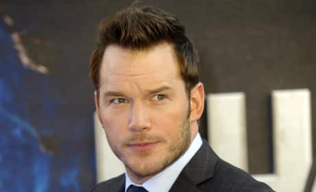 Chris Pratt in July 2014