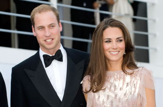 The Prince and Catherine