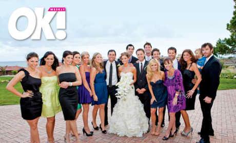 Jason Mesnick Wedding Party