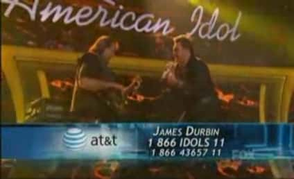 James Durbin Lives for the City, Brings Down the American Idol House