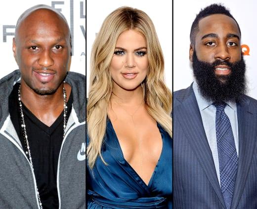 9a34e5caff5 Khloe Kardashian  Ditching Lamar Odom For James Harden  - The ...
