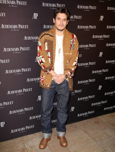 John Mayer: Audemars Piguet Beverly Hills Grand Opening