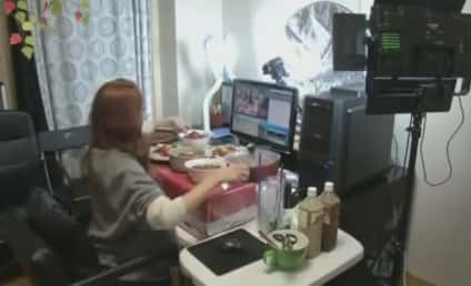 Woman Earns $9K a Month From Fans Watching Her Eat on Webcam