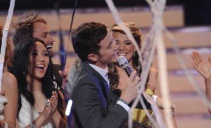 Did Lee DeWyze Snub Scotty McCreery, American Idol?
