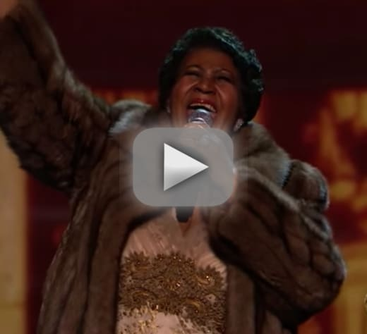 Aretha franklin makes barack obama cry see the stunning performa
