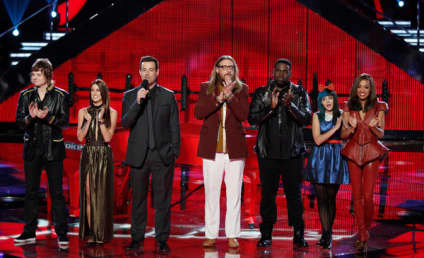 The Voice Results: Who Made the Final 4?