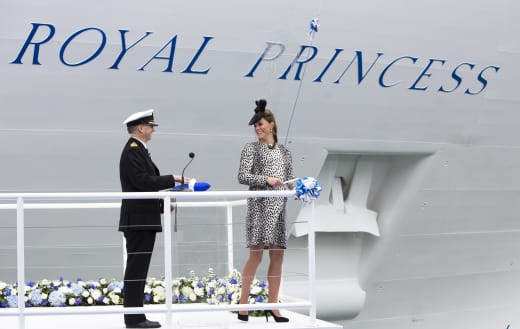 Kate Middleton, Royal Princess