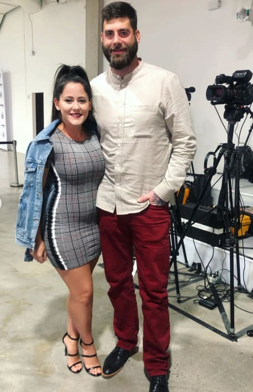Jenelle evans and david eason in ny