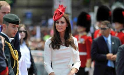 Kate Middleton Pregnant With Twins? Nope!