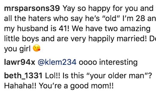 Leah Messer comments