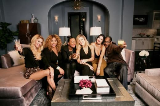 Kocktails with Khloe Premiere Pic