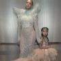 Beyonce with Blue Ivy Carter