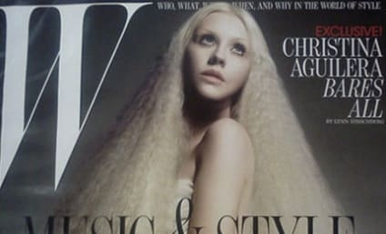 Christina Aguilera: The Maxim Photo Spread