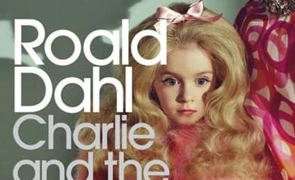 Charlie and the Chocolate Factory Book Cover Stirs Controversy, Confusion