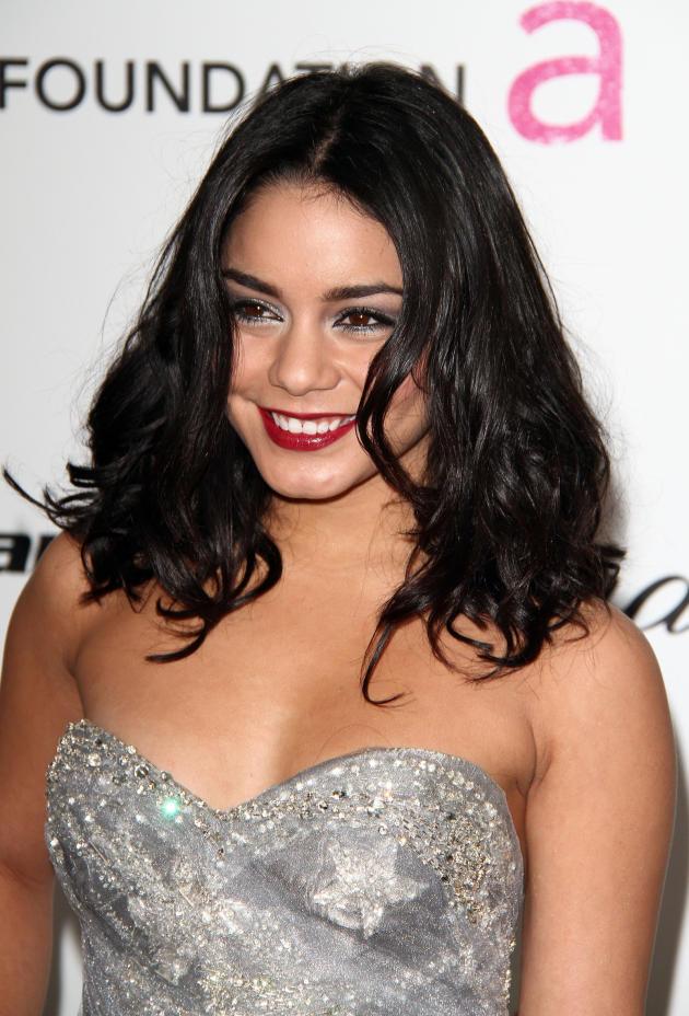 Vanessa Hudgens Haircut