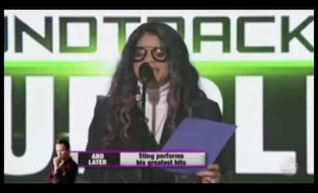 Tyka Nelson, Prince's Sister, Accepts AMA Honor on Icon's Behalf with Moving Speech