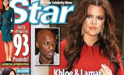 Khloe Kardashian Shoots Down Divorce Chatter