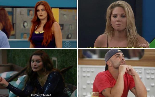 Rachel reilly season 12 and 13