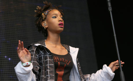 Willow Smith on Stage