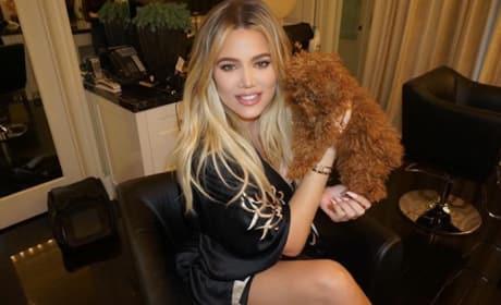 Khloe Kardashian New Face?