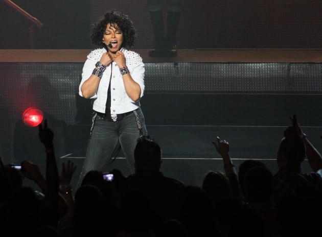 Janet Jackson in Miami